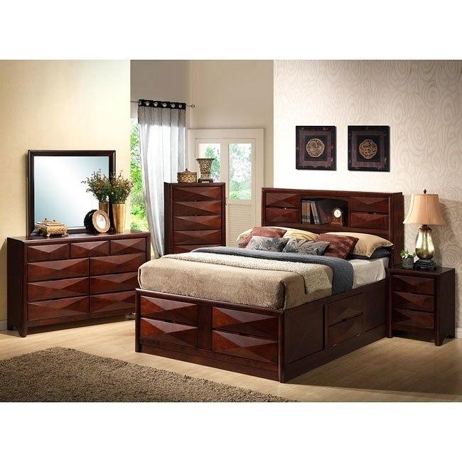 Bree Storage Bedroom Set