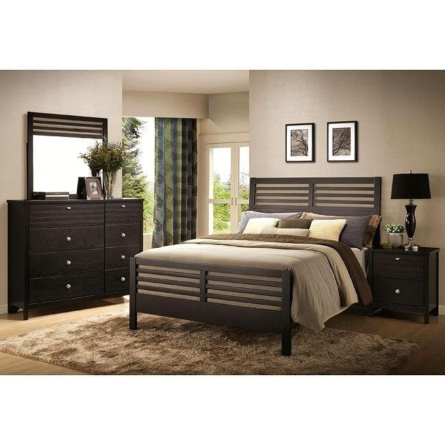 Richmond Panel Bedroom Set