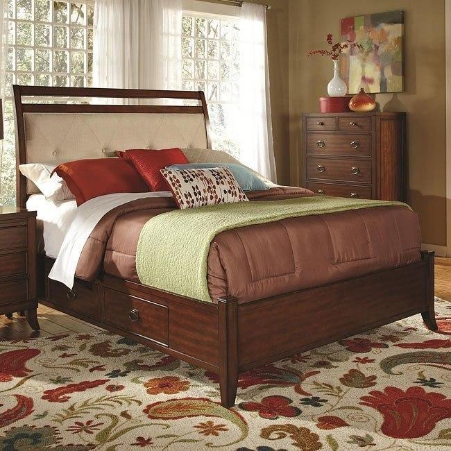Ortiz Storage Bed