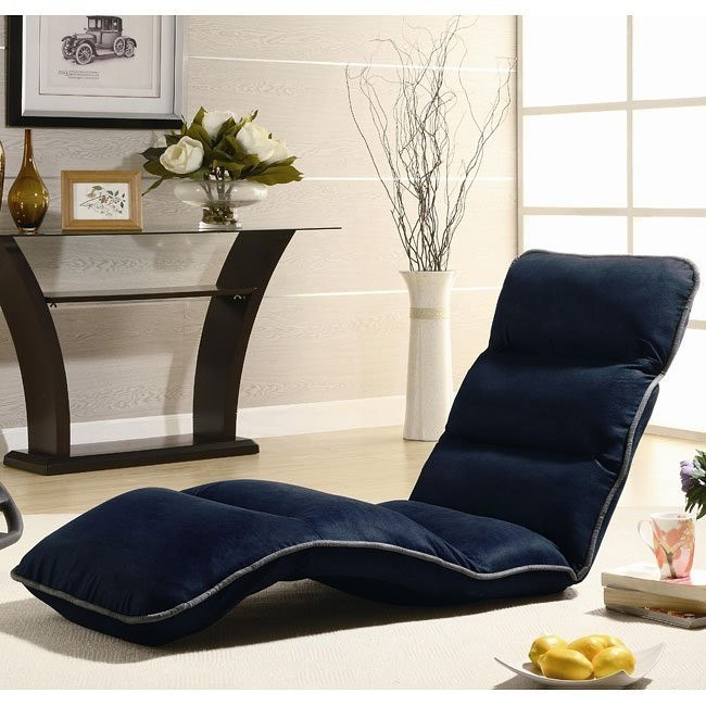 Miraculous Blue Convertible Gaming Lounge Chair Short Links Chair Design For Home Short Linksinfo