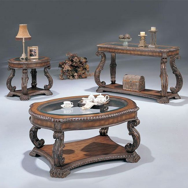 Doyle Occasional Table Set