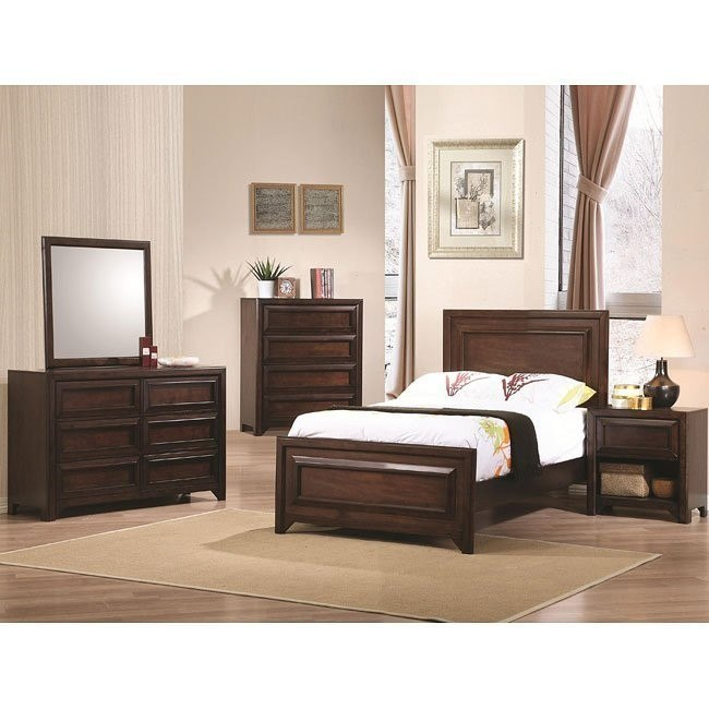 Jerico Panel Bedroom Set