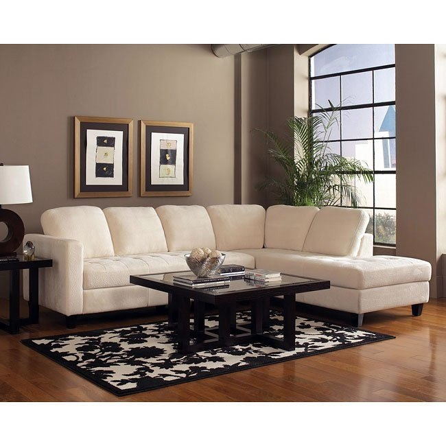 Walker Sectional (Off White)