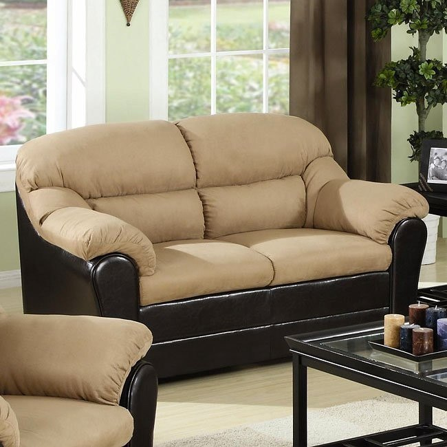 Pleasing Taylor Two Tone Love Seat Short Links Chair Design For Home Short Linksinfo