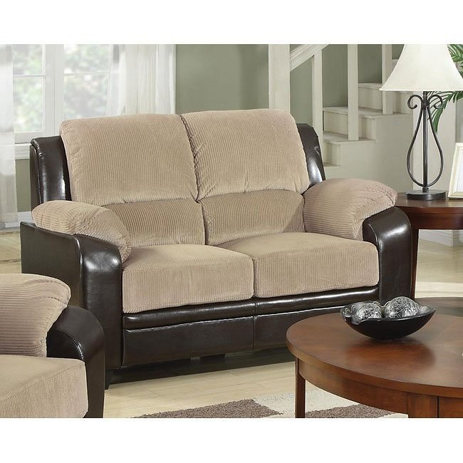 Monika Loveseat (Beige)