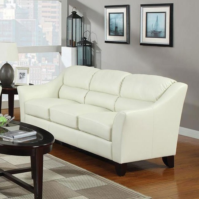 Brooklyn Sofa (Ivory)