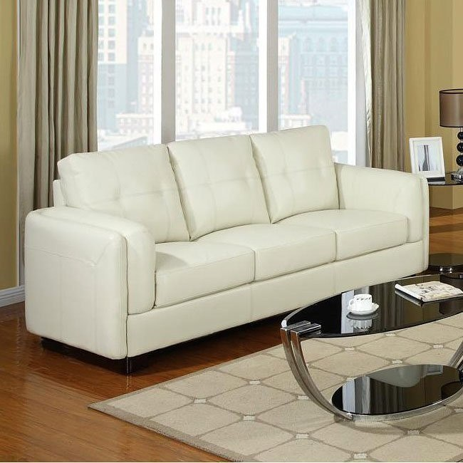 Sawyer Sofa (Cream)