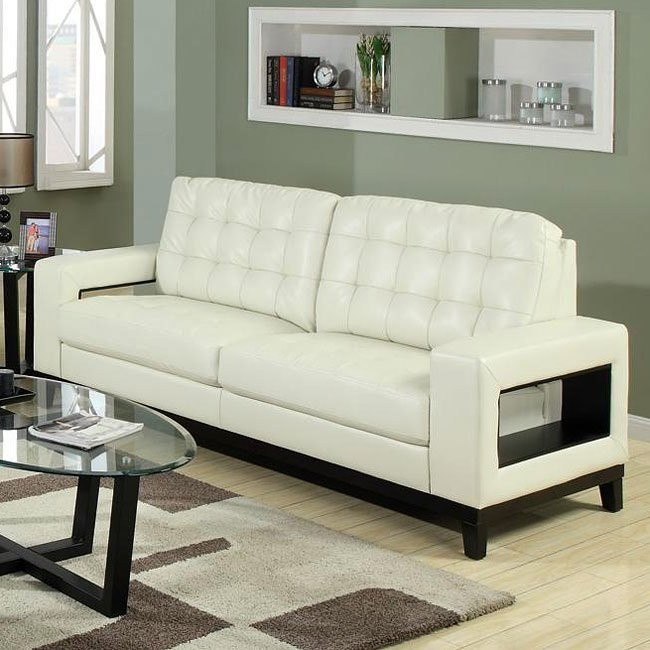Paige Sofa (Cream)