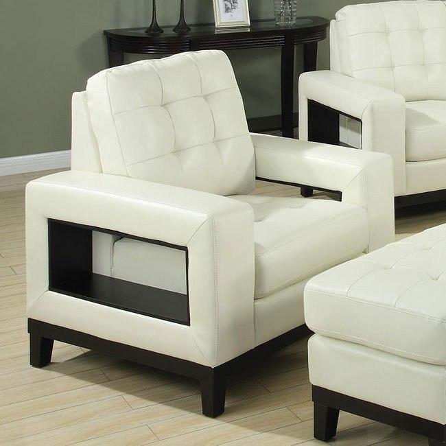 Paige Chair (Cream)