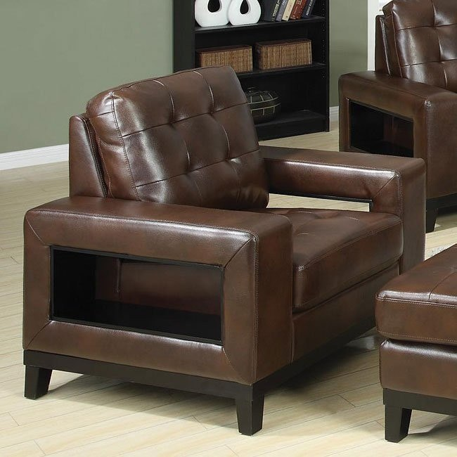 Paige Chair (Brown)