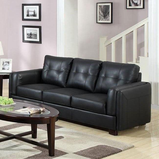 Sawyer Sofa (Black)