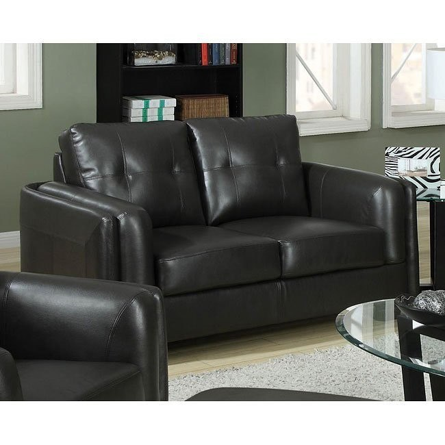 Sawyer Loveseat (Charcoal)