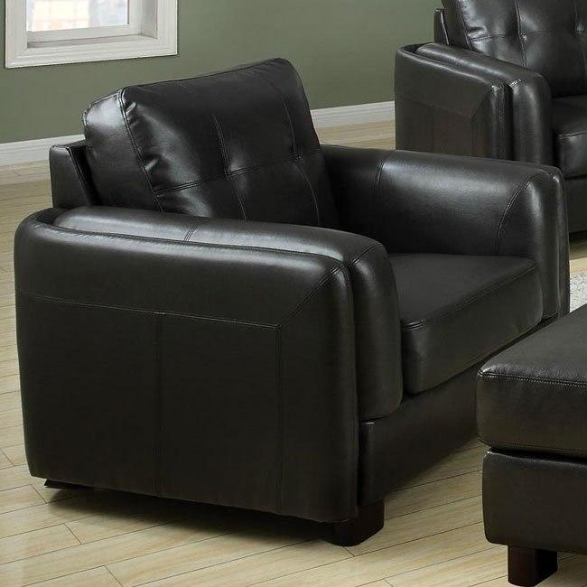 Sawyer Chair (Charcoal)