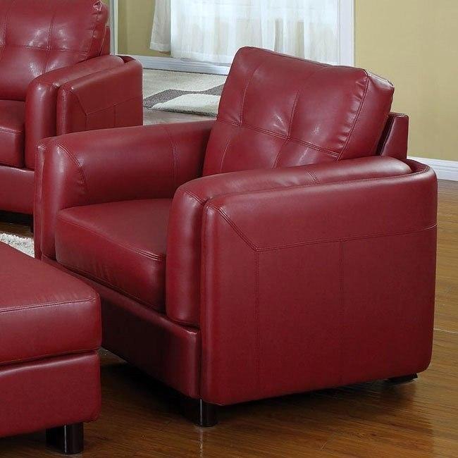 Sawyer Chair (Red)