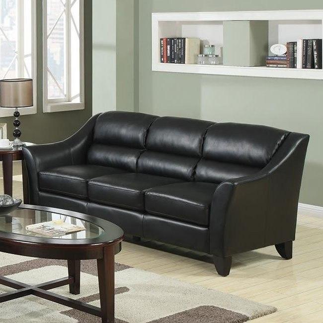 Brooklyn Sofa (Black)