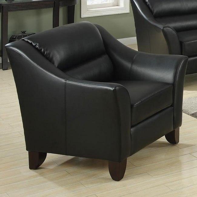 Brooklyn Chair (Black)