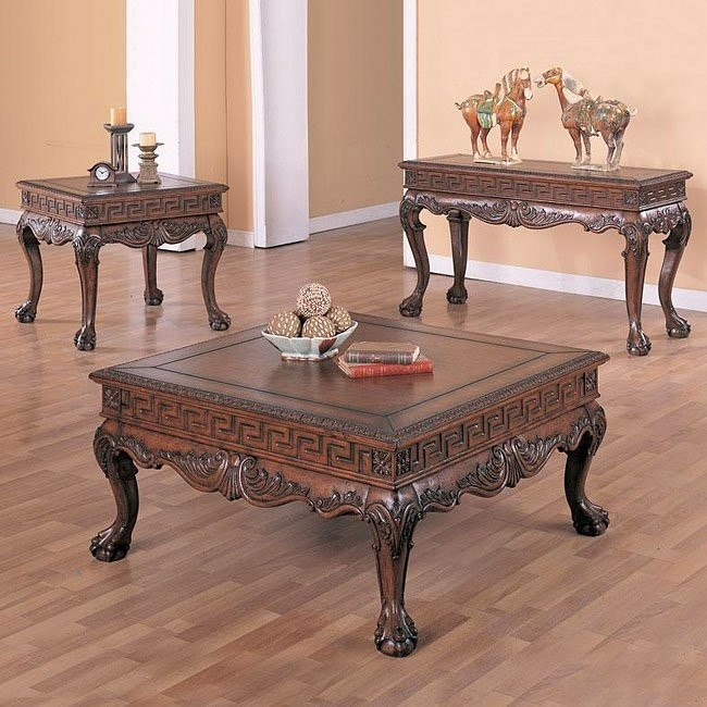 Wilshire Occasional Table Set