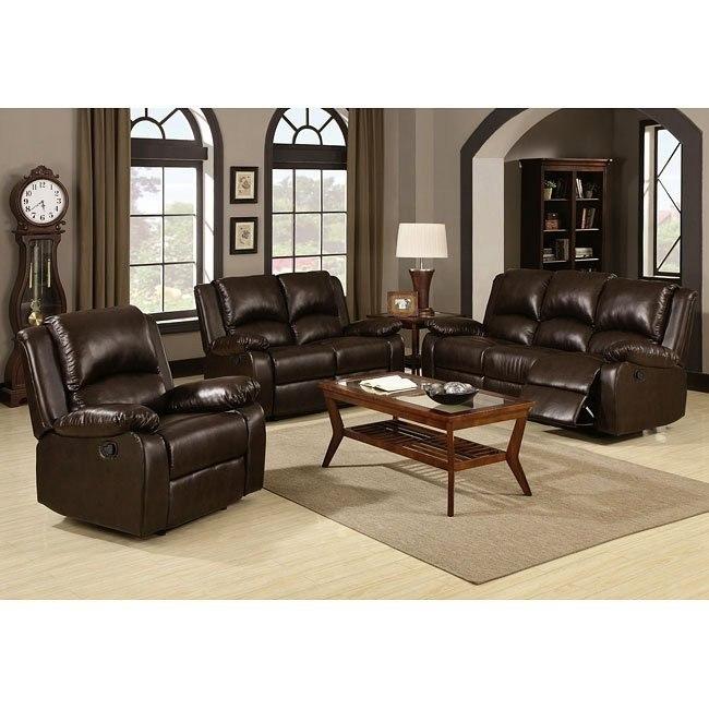 Boston Reclining Living Room Set