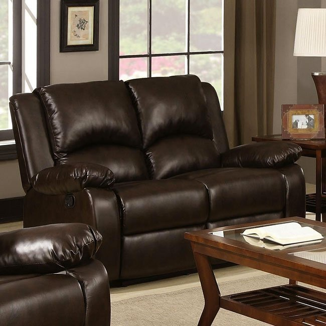 Boston Reclining Loveseat