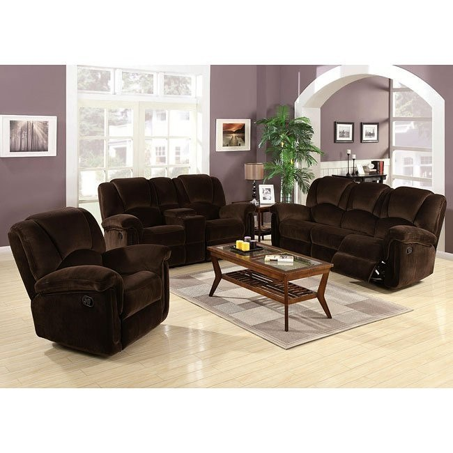 Ajay Reclining Living Room Set