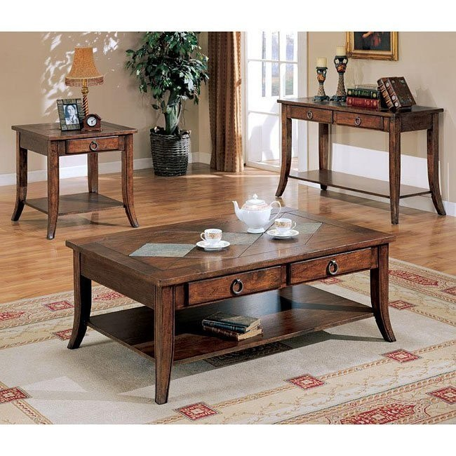Franklin Occasional Table Set