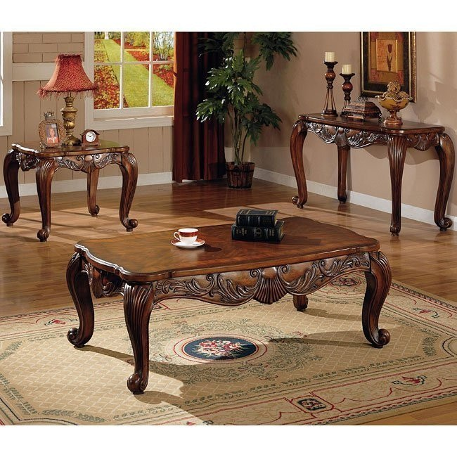Venice Occasional Table Set