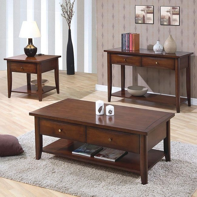 Hillary Occasional Table Set