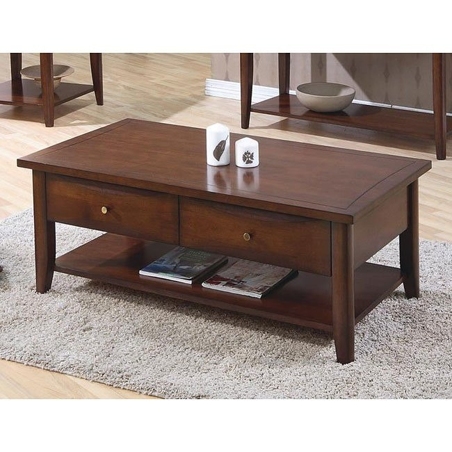 Hillary and Scottsdale Coffee Table