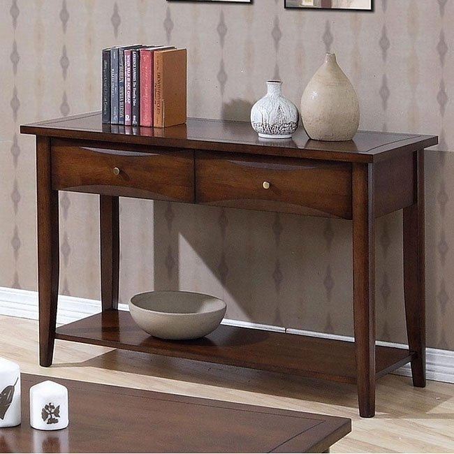 Hillary and Scottsdale Sofa Table