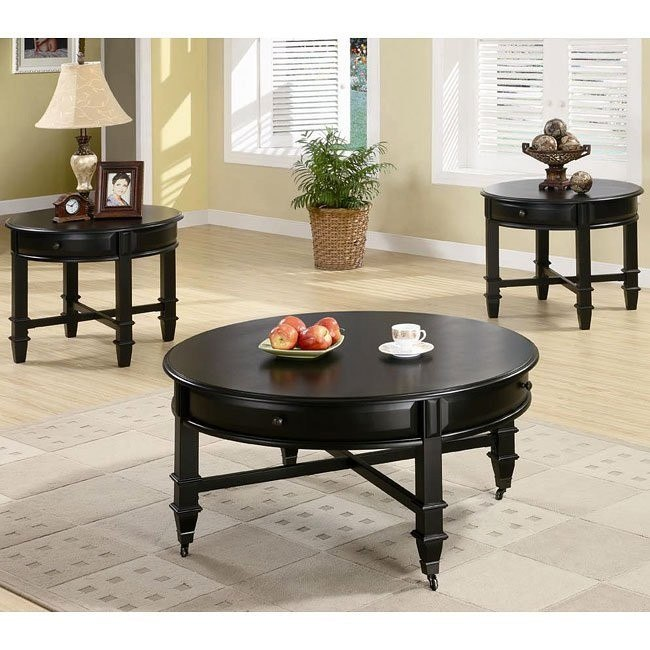 Montrose Occasional Table Set