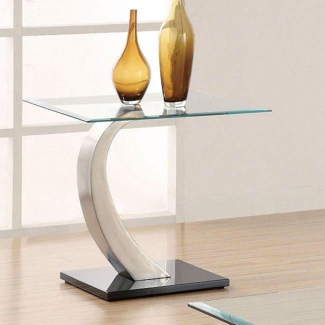 Shearwater Ultra Modern End Table
