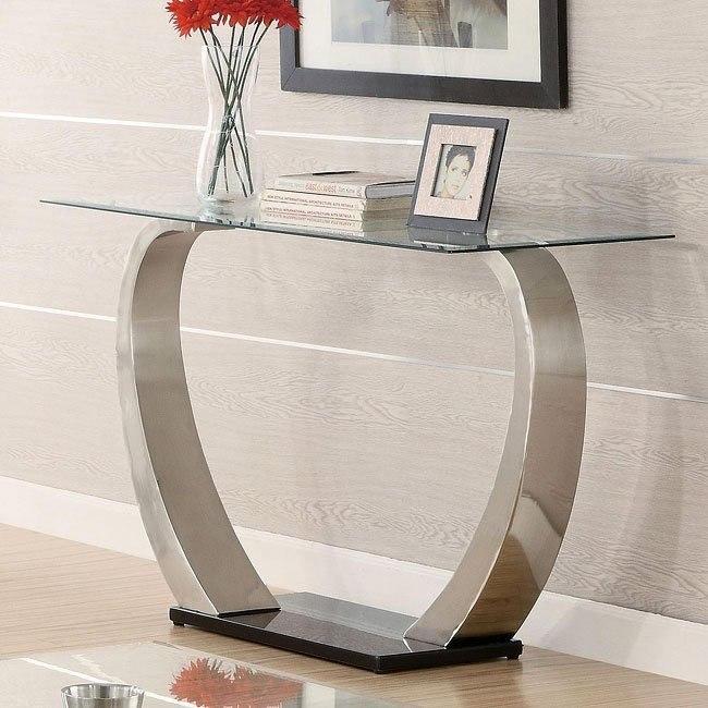 Shearwater Ultra Modern Sofa Table