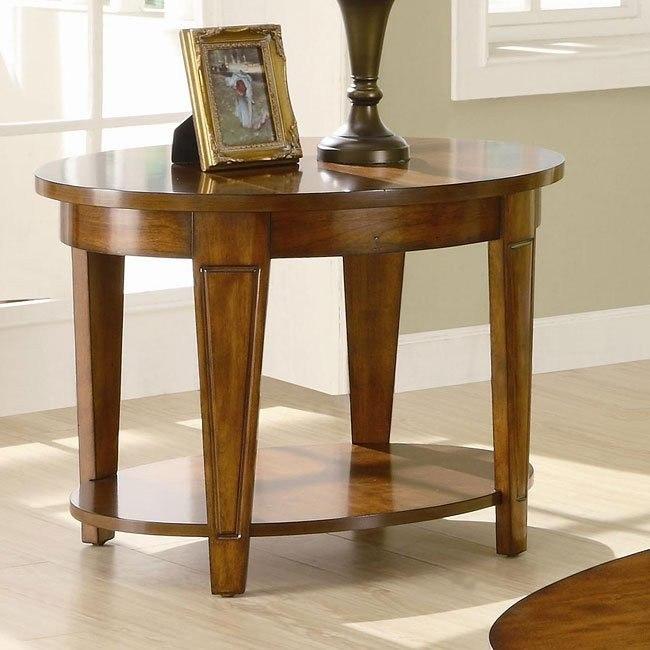 Mockingbird End Table