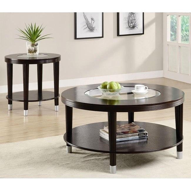 Walker Occasional Table Set