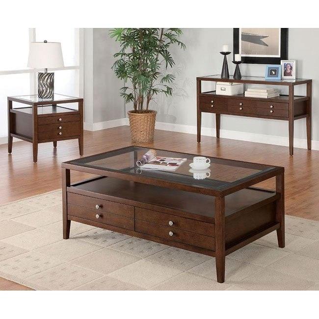 La Vista Occasional Table Set