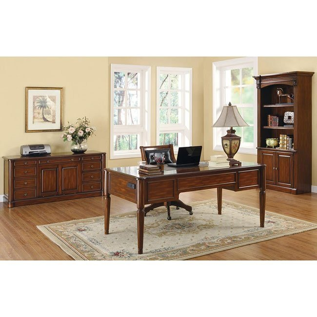 Peterson Home Office Set