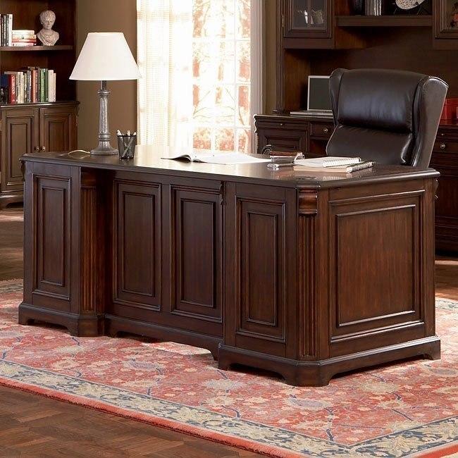 Cherry Valley Executive Desk