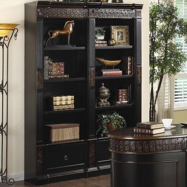 Nicolas Combination Bookcase