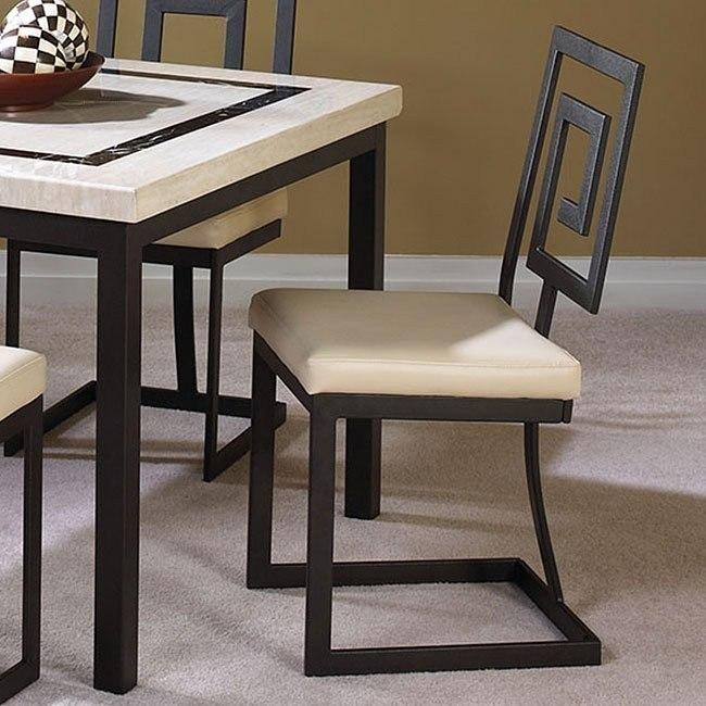 Maze Side Chair (Set of 2) Cramco | FurniturePick