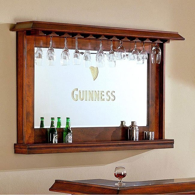 Guinness Large Bar Mirror