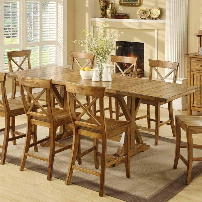 Santa Fe Counter Height Dining Table