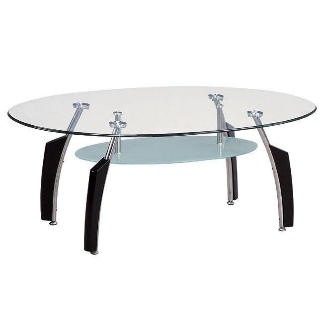 138 Black Coffee Table