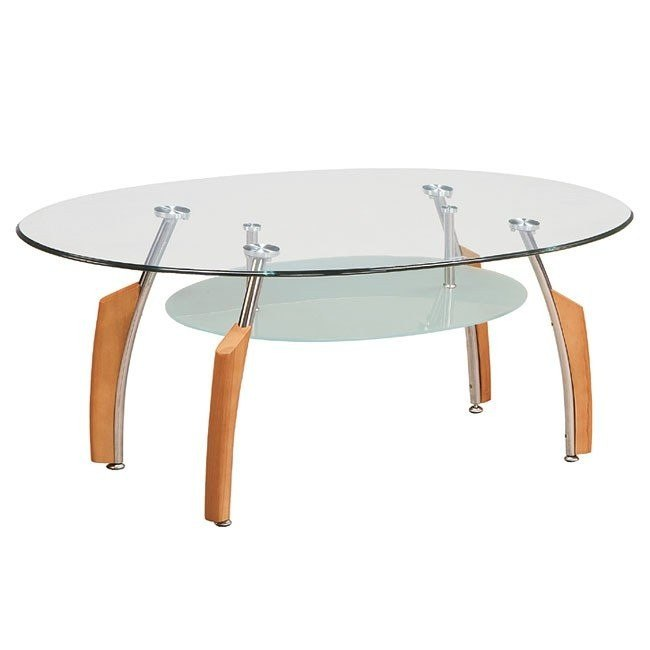 138 Cherry Occasional Table Set