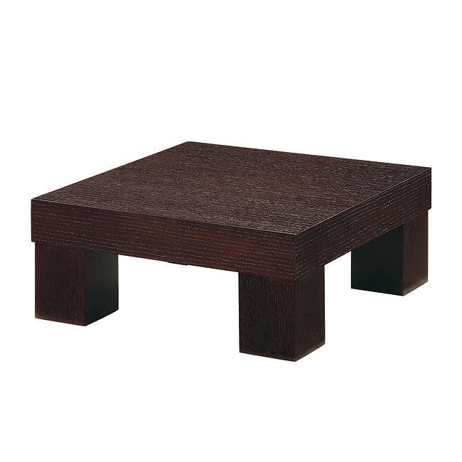 G020 Modern Wood End Table