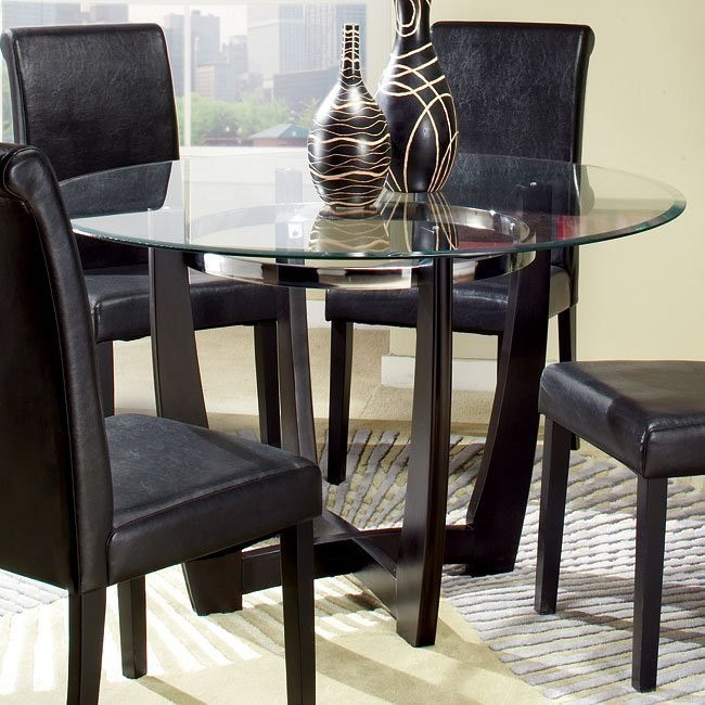 Sierra Dining Table Homelegance
