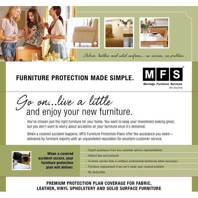 Wondrous Montage 5 Year Premium Protection Plan Uwap Interior Chair Design Uwaporg