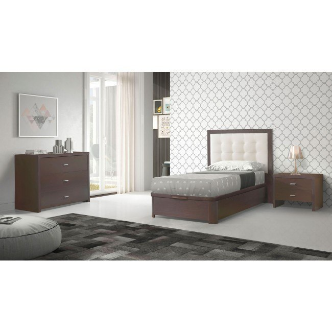 Regina Youth Storage Bedroom Set By Esf Furniture Furniturepick