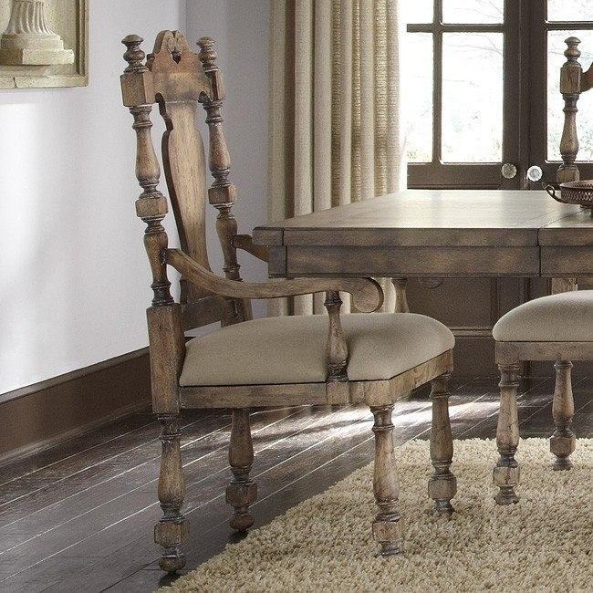 Kyra Arm Chair (Set of 2)