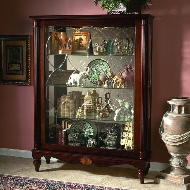 Cardigan Two Way Sliding Door Mantel Curio