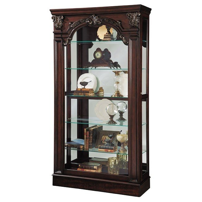 Winchester Sliding Front Curio